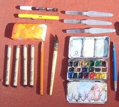 Art Tools of Luis Ruiz | Parka Blogs