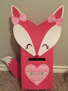 Fox the Valentine box!