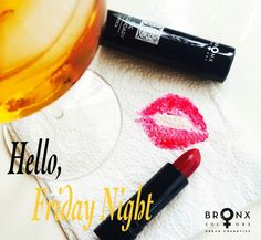 It Friday night and our Legendary Lipstick comes in 8 legendary colours highly pigment a powerful long lasting formula with a hydrating effect leaving a super soft feel on the lipsavailable in pharmacies nationwide # # Bronx Colors, Tea Roses, Red Lipsticks, Insta Makeup, Makeup Junkie, Hot Pink, Hello Friday, Cosmetics, Night