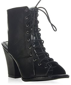 Nature Breeze Milano Lace Up Cut-Out Peep Toe Ankle Bootie BLACK (10) Nature Breeze http://www.amazon.com/dp/B01CUBT89K/ref=cm_sw_r_pi_dp_S4X5wb1NT2NTD
