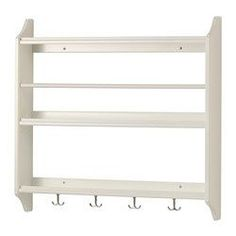 IKEA - GAMLEBY, Wall shelf, The wall shelf makes it easy for you to see and reach the things you use every day.