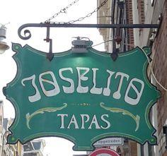 Amsterdam - Nieuwendijk 2 - tapaz bar café - Josélito