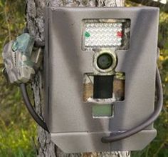 Security Box for Stealth Cam Unit - High Quality 16 gauge Steel - Baked on powder coat finish -  Compatible with Python cable - Protects Trail Cameras from the elements - $36.99     Theft protection