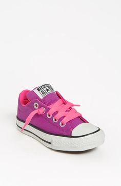 Converse Chuck Taylor® All Star® 'Neon Street' Sneaker (Toddler, Little Kid & Big Kid) available at #Nordstrom