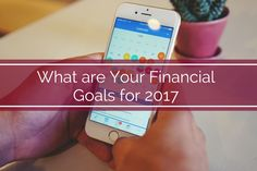 Bank of Walterboro has some tips for 2017!
