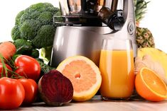 The best masticating juicer any type of quality juicer out there right today, which is employed to extract juice through fruits and veggies. Lund, Best Masticating Juicer, Homemade Vegetable Broth, Fiber Fruits, Cold Press Juicer, Best Juicer, Organic Fruits And Vegetables, Juicing Benefits, Raw Vegan Recipes