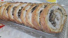 W garach u Gosi: Rolada serowa z pieczarkami i tymiankiem Bread, Food, Eten, Bakeries, Meals, Breads, Diet