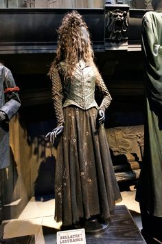 Bellatrix Lestrange costume | Flickr - Photo Sharing!