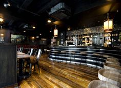 Nitehawk Cinema - A movie theater with gourmet comfort food....my kindof place!   136 Metropolitan Ave.  Between Berry St. and Wythe Ave.  Williamsburg, 718-384-3980. http://www.nitehawkcinema.com   (Film/cafe/Williamsburg - Brooklyn)