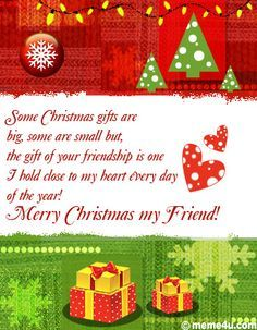 Care2 largest online community for healthy and green living human friendship christmas greeting for friend christmas ecard for friend m4hsunfo