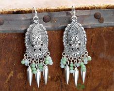 Indie Chandelier Earrings (Customer Design) - Lima Beads