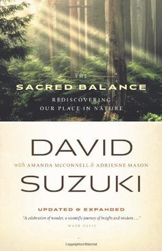 The Sacred Balance: Rediscovering Our Place in Nature by David Suzuki, http://www.amazon.com/dp/1553651669/ref=cm_sw_r_pi_dp_YH1tqb0FDX53M