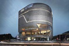 Audi Showroom Singapore