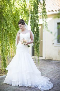 Chic and stylish portrait of Alison. concept by #kefaloniaweddings photo by nikiforosphotography