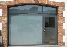 Aluminios Garcilaso | Productos - Puertas de entrada de aluminio y cristal | Carpintería de aluminio en Barcelona
