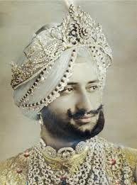 Maharaja Bhupinder singh!