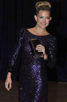 Kate Hudson en la cena de tributo a los Corresponsales de la Casa Blanca