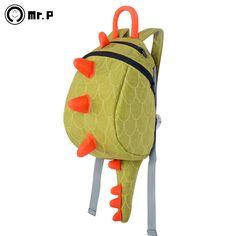 Taobao  mr.p fashion cute kids backpack kindergarten schoolbag small dinosaur school bag children backpack china english wholesale