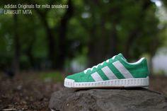adidas Originals for mita sneakers LAWSUIT MITA / ZX8000 MITA | mita sneakers