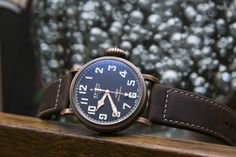 The Golden Age Of Bronze: Zenith Unveils The Pilot Type 20 Extra Special Bronze