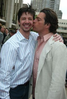 After Will & Grace:  Sean Hayes & Harry Connick, Jr.