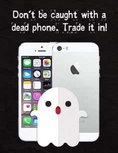 Even a dead iPhone has value to us. We'll give you cash for an old iPhone 5s!