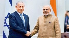 """#DNU - 4/July/2017  On the eve of Prime Minister Narendra Modi historic visit to Israel, a senior official from the Israeli foreign ministry stated that his country supports India on terrorism emanating from Pakistan """"hook, line and sinker"""", and is """"not asking for a quid pro quo"""".   Read More…"""