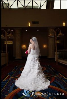#realbrides #demetriosbride #wedding #bride