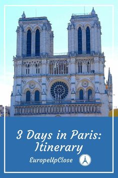 This Paris Itinerary helps you plan your perfect Paris Trip. Find the top Paris Attractions and Things to do in Paris that will make your time in Paris special and unforgettable. Road Trip Europe, Europe Travel Guide, Europe Destinations, Travelling Europe, Travel Plan, Travel Advice, Budget Travel, Travel Guides, Traveling