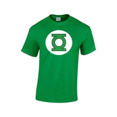 Green Lantern T-paita