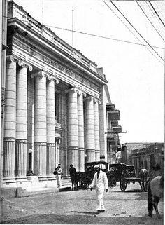 Cinemateca guacales, años 1900