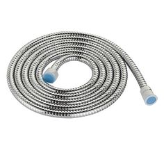 Extra Long Shower Head Hose Angle Simple Stainless Steel Flexible Handheld Shower Hose, Shower Sprayer Hose No Tangles, Shower Hose Replacement IPS, Shower Extension Hose Chrome Shower Head With Hose, Shower Hose, Shower Heads, Garden Hose, Angles, Chrome, Stainless Steel, Simple, Amazon
