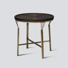 BENOIT SIDE TABLE - Box Living - Bedroom Designs, Interior Design, Decor Home