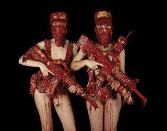 The macabre art Dimitri Tsykalov!
