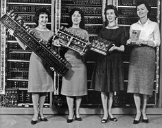 Ghosts In The Machine: Female Computers In Science Fiction And History