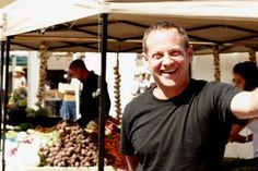Matt Yohalem from Il Piatto, a farm-to-table specialist.