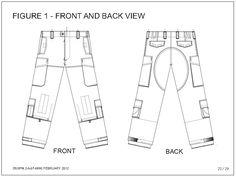 ECU Trousers