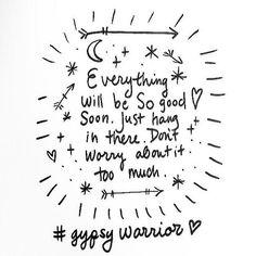 #gypsywarrior