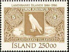 Sello: Bank (Islandia) (National Bank) Mi:IS 653,Sn:IS 627,AFA:IS 652