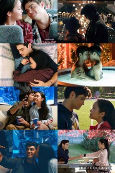 To All The Boys I've Loved Before - Lara Jean & Peter Kavinsky 💌 - Wattpad Lara Jean, Cute Relationship Goals, Cute Relationships, Love Movie, I Movie, Jean Peters, Romantic Movie Quotes, Movie Couples, I Still Love You