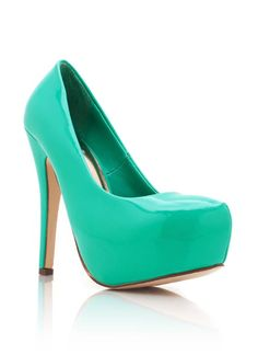 Just ordered these Seagreen pumps! Can't wait to have them delivered