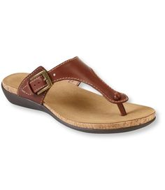 Women's Cork Flip-Flops in {productContextTitle} from {brandTitle} on shop.CatalogSpree.com, your personal digital mall.