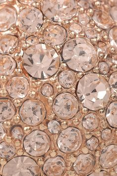 Marc by Marc Jacobs Heart Pavé Crystal Ring in Rose Gold Wallpaper...By Artist Unknown...