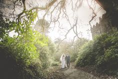 Waterford Castle Wedding- Americans eloping in Ireland #destinationweddingireland #destinationwedding #waterlilyweddings