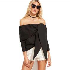 Top+com+decote+ombro+e+ombro+-+Vanguarda+Store