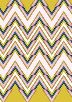 Chevron  Stripe ~ Sisters Gulassa