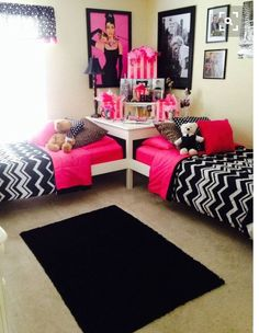 i want this bedroom lol