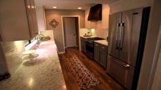 Fixer Upper Extras: Small Kitchen, Big Impact