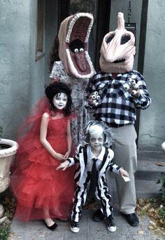 coole halloween verkleidung für familien