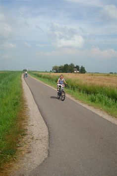 Bike trips with kids in Holland @artbarblog